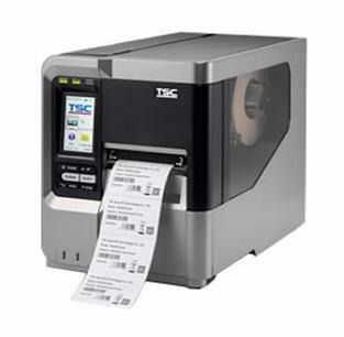 Термотрансферный принтер этикеток TSC MX240 (с намотчиком)