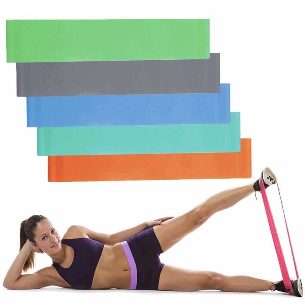 Эластичные ленты для фитнеса купить в Пензе