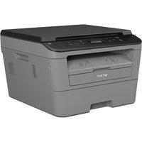 Лазерное МФУ BROTHER DCP-L2500DR принтер/копир/сканер лазерный