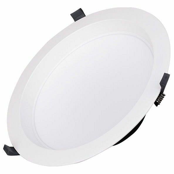 Встраиваемый светильник Arlight Im-280 Im-280WH-Cyclone-40W White