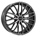 Диск OZ Racing Italia 150 8x19/5x112 D75 ET48 Matt Dark Graphite Diamond Cut - фото 1