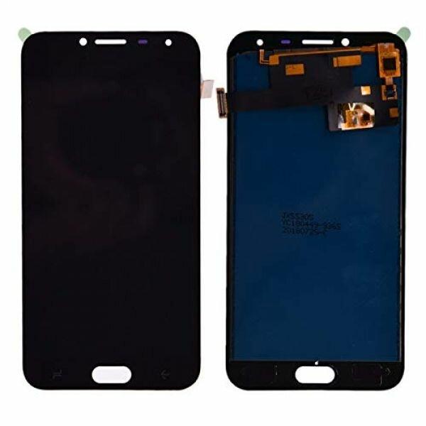 Дисплей (экран) в сборе с тачскрином для Samsung Galaxy J4 2018 SM-J400F (TFT с регулировкой подсветки) черный