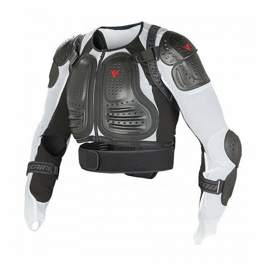 Защита Спины Dainese Manis Jacket Pro, white/black (XS, white/black)