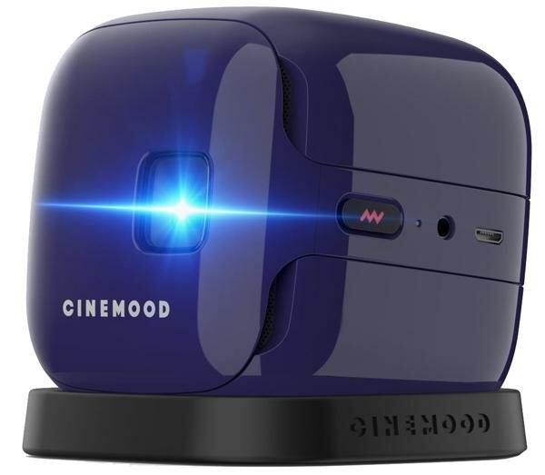 Портативный проектор Cinemood Storyteller CNMD0016VI (Violet)