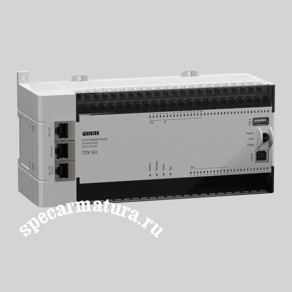 Программируемый логический контроллер овен ПЛК 160 24.А-M