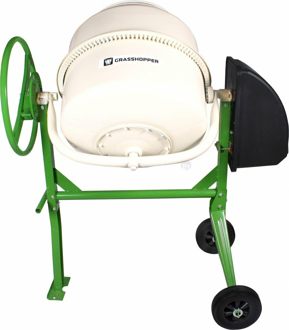 Бетономешалка GRASSHOPPER CM 180