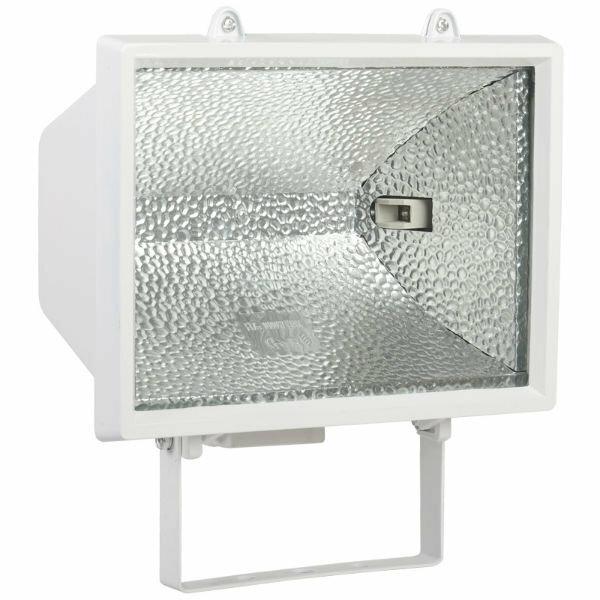 Прожектор галогенный IEK серия ИО IP54 (белый, 1500Вт - LPI01-1-1500-K01)