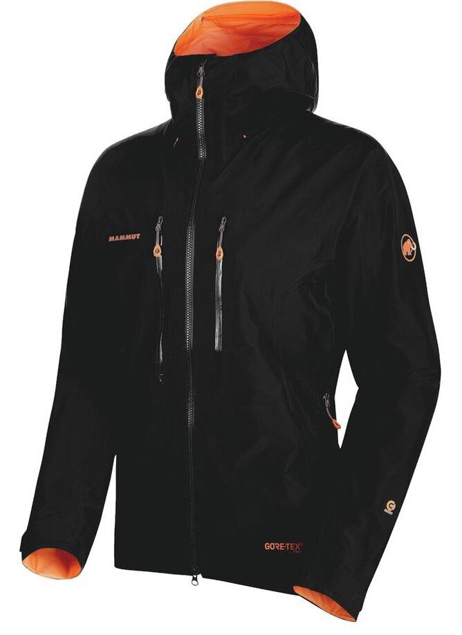 Куртка мужская Mammut Nordwand Advanced hs Hooded Black