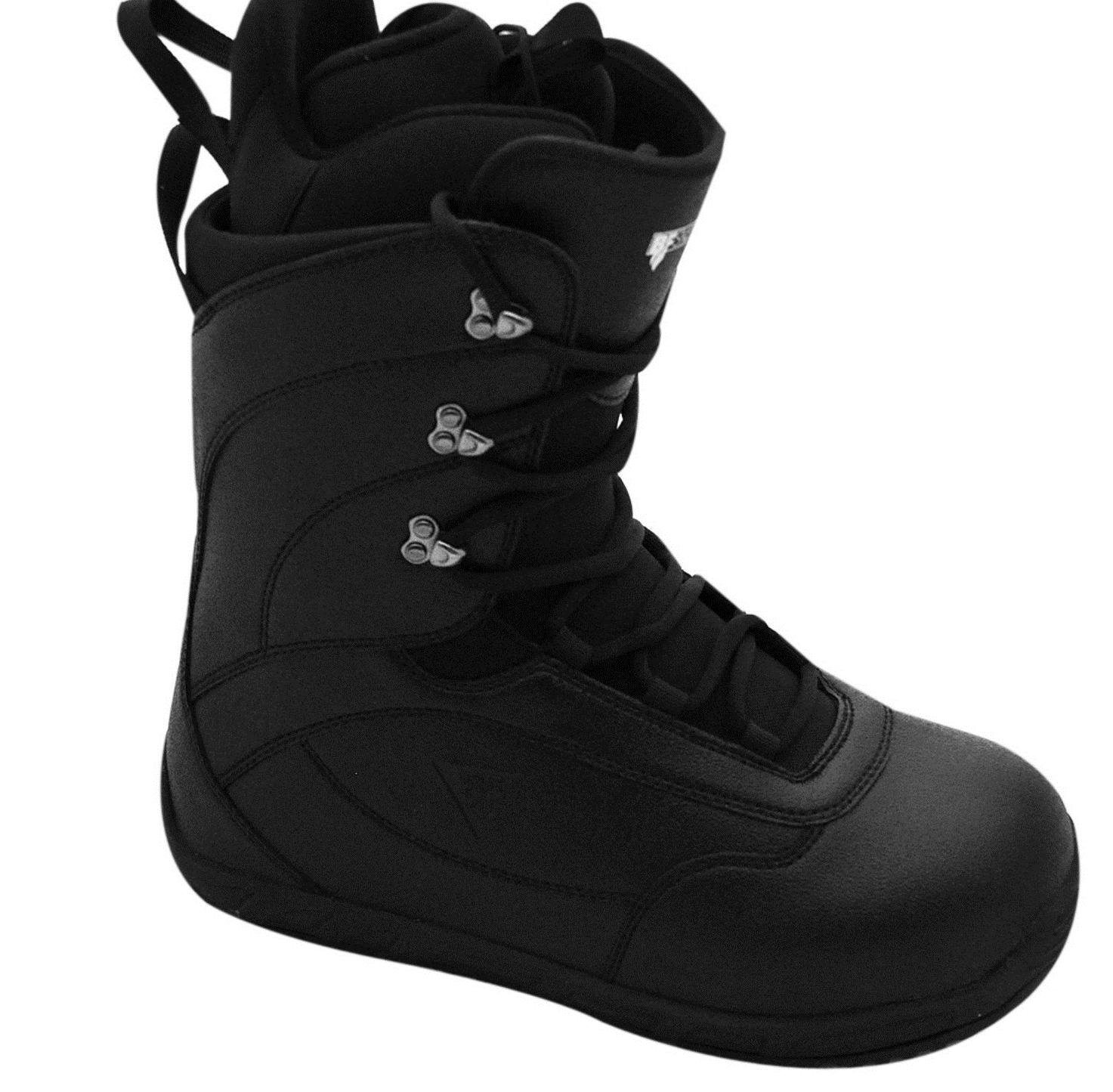 Ботинки сноубордические BF Snowboards 18-19 R Black - 40,0 EUR