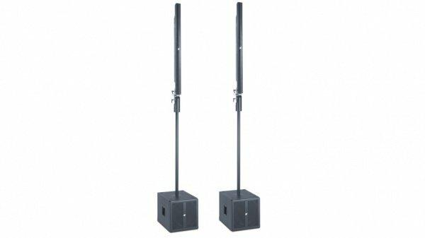 K-ARRAY / KR102 / Активный звуковой комплект 1500Вт(AES)/3200Вт(прогр.) 124/130дБ с технологией Line