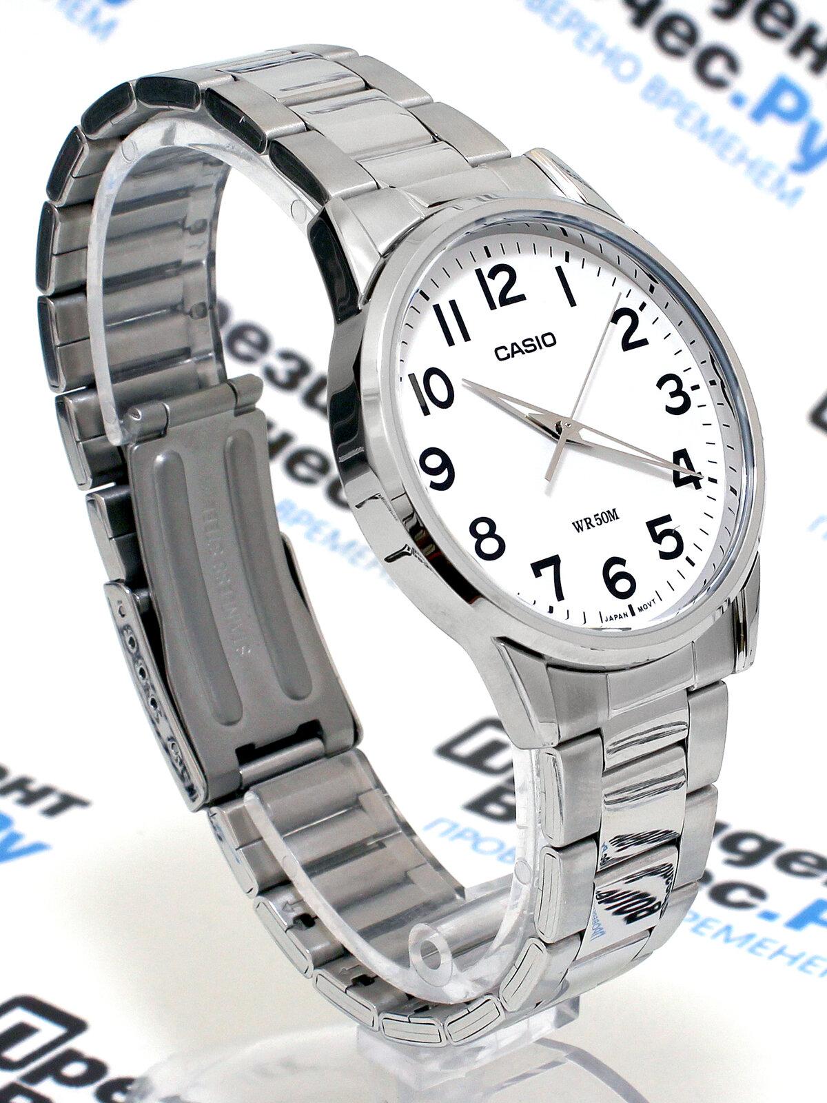 Мужские наручные часы Casio MTP-1303D-7B [MTP-1303D-7BVEF]