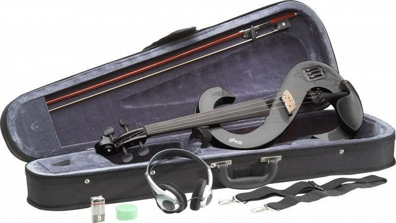 Скрипка stagg evn 4/4 mbk