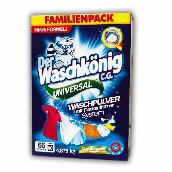 Der Waschkönig Der Waschkonig Универсальный стиральный порошок 5 кг