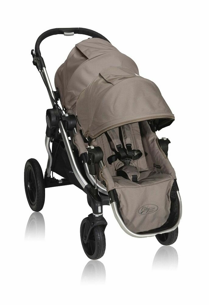 Прогулочная коляска Baby Jogger City Select Tandem