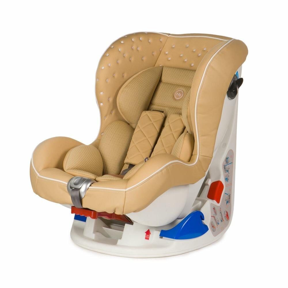 Автокресло группа 0/1 (до 18 кг) Happy Baby Taurus V2