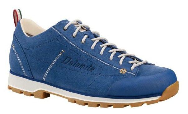 Ботинки женские Dolomite Cinquantaquattro Low Turquoise Canapa Beige