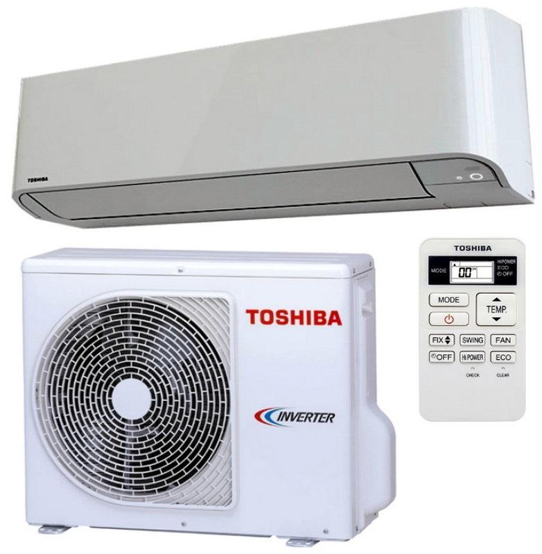 Инверторные сплит-системы Toshiba RAS-07BKVG-E / RAS-07BAVG-E