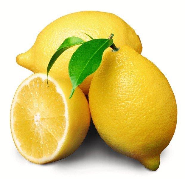 Лимоны свежие