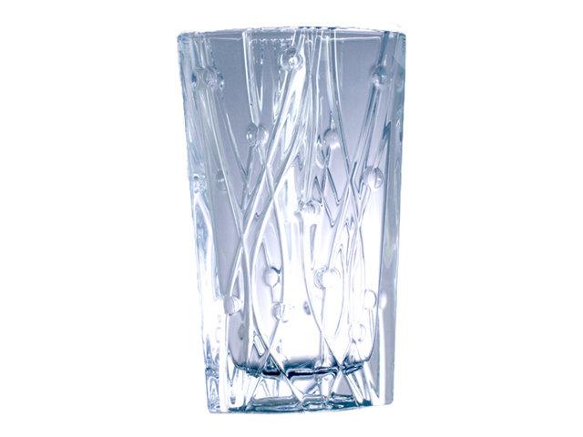 ваза crystalite bohemia лабиринт 30см кристалайт