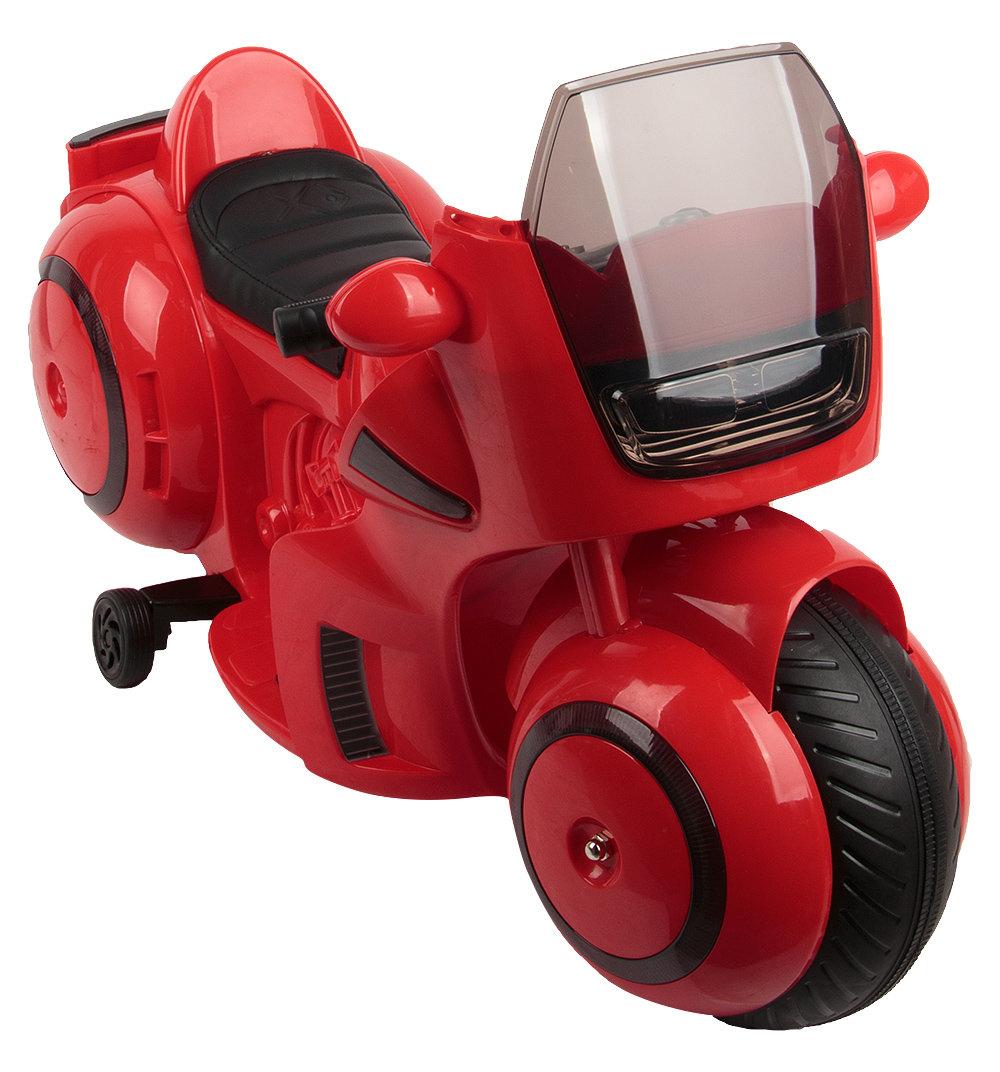 Электромотоцикл Кидс глори TC-1188, цвет: красный