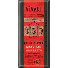 "Шоколад ""Марципан-амаретто"". Vivani, 100 г"