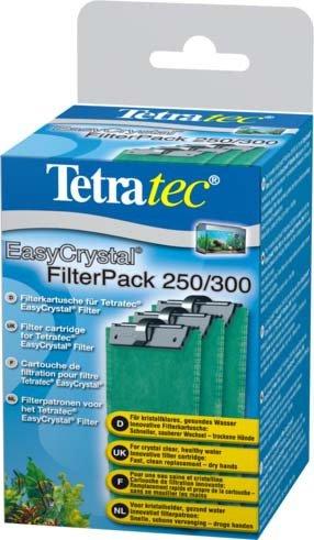 """Фильтрующие картриджи без угля для внутренних фильтров """"EasyCrystal 250/300"""", 3 шт"""