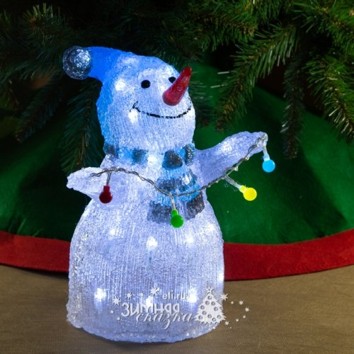 Фигурка снеговик Kaemingk