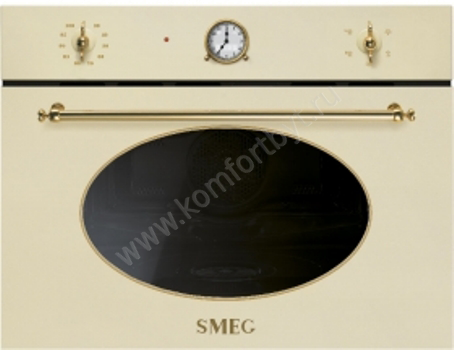 Встраиваемая пароварка Smeg SF4800VP
