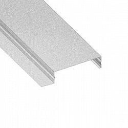 Реечный потолок Албес AN135AC Металлик 4000*135 мм