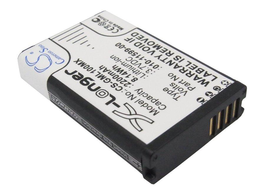 Аккумулятор для GPS-навигатора Garmin 3,7V 2200mAh код 008.01051