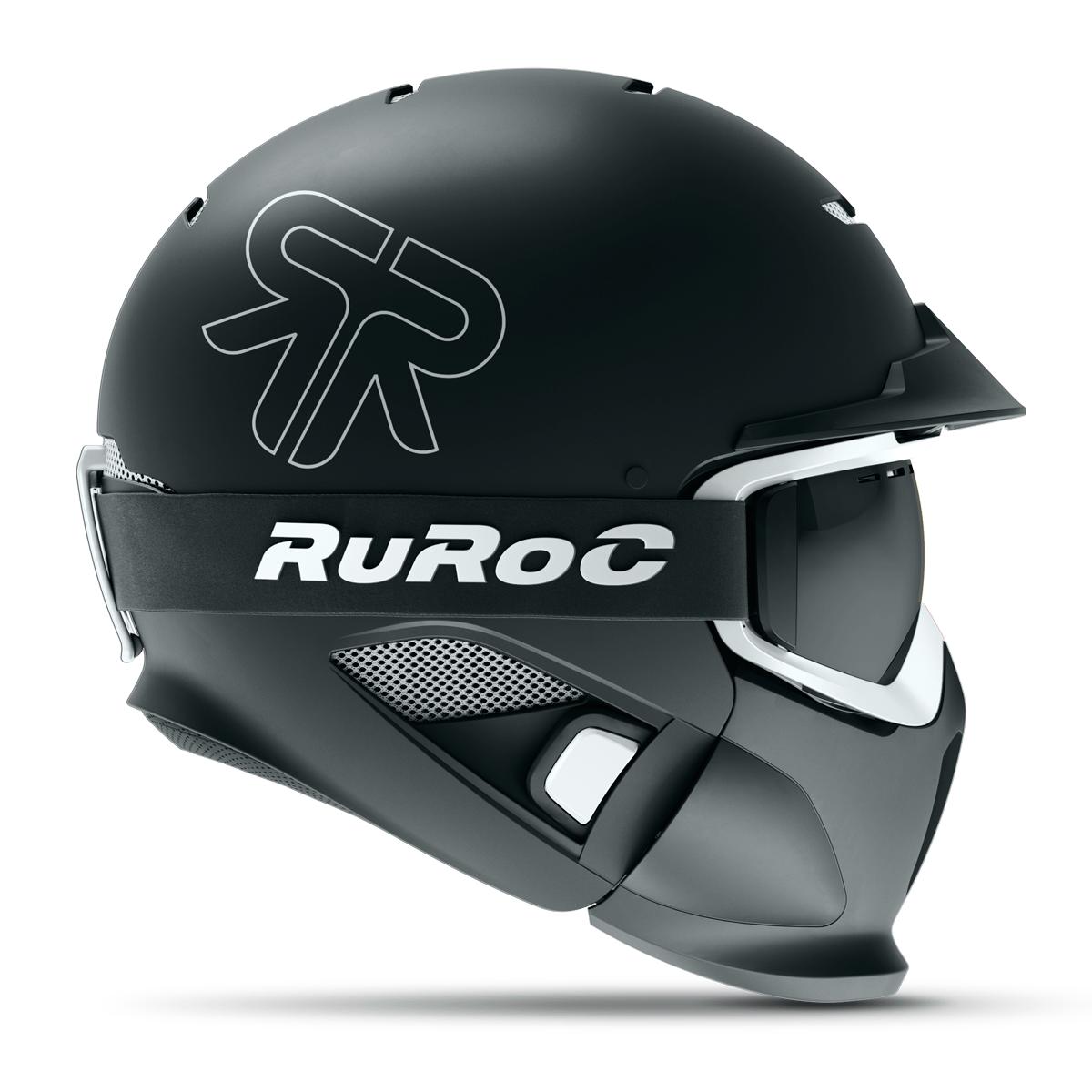 Шлем Ruroc RG1-Dx Eclipse