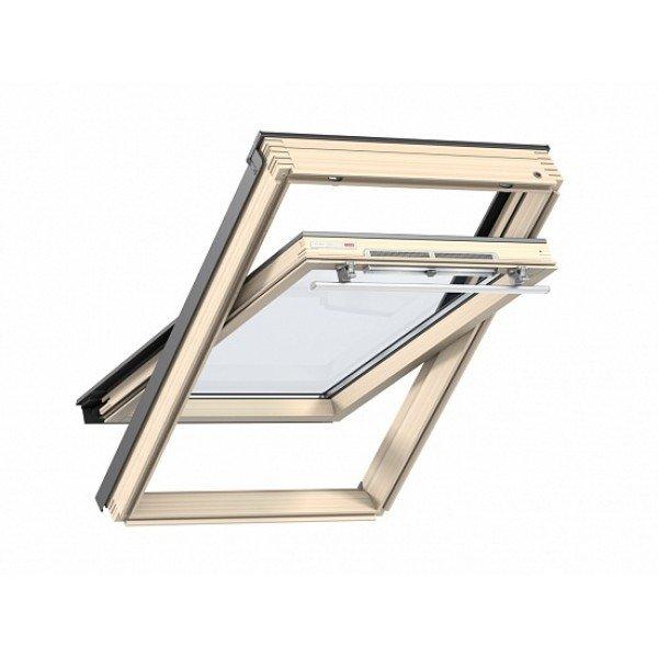 Окно мансардное Velux Optima 78x118 нижняя ручка (GZR MR06 3050B)