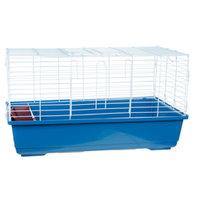 Petmax PETMAX Клетка для кроликов и морских свинок GUIDO 79х46х39см