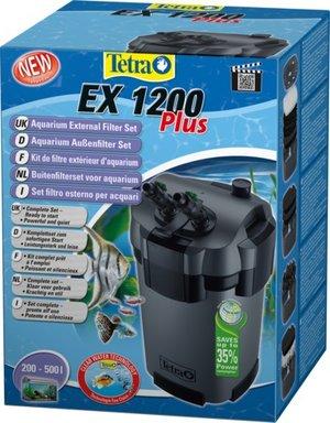 """Внешний фильтр Tetra """"EX 1200 Plus"""" для аквариумов 200-500 л"""