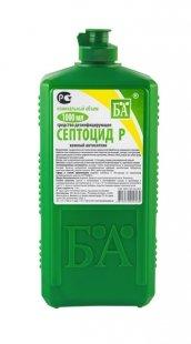 Антисептик для кожи и слизистых Септоцид Р .1 л (БелАсептика)