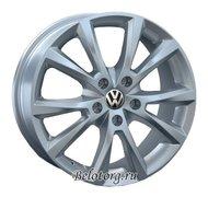 Диск Replica VW54 7.5x17/5x130 D71.6 ET50 Silver - фото 1