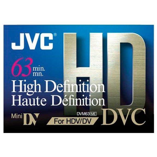 Видеокассета JVC M-DV63HDE 63 min