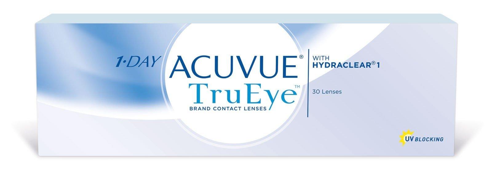 Контактные линзы ACUVUE 1-Day TruEye (30 линз)