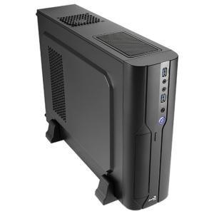 Корпус MicroATX Minitower AeroCool Cs-101 400W Black