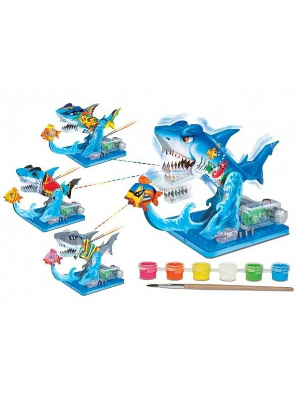 Набор для исследований S+S Toys Акула фото 1