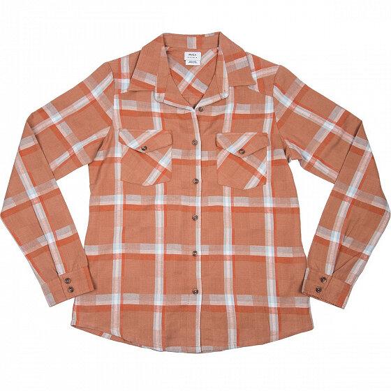 Рубашка RVCA — купить по выгодной цене на Яндекс.Маркете