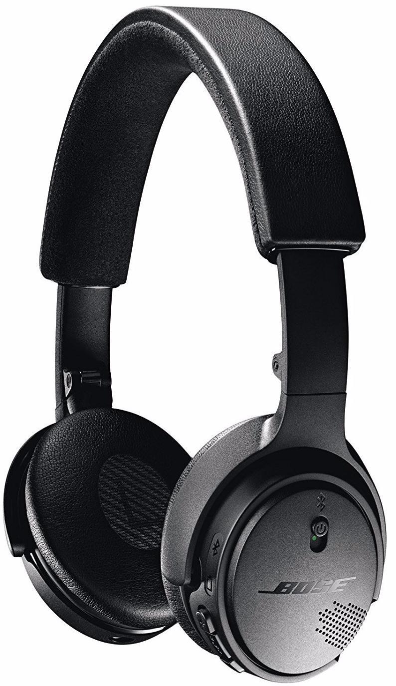 Беспроводные наушники Bose Soundlink On Ear Wireless (Black)