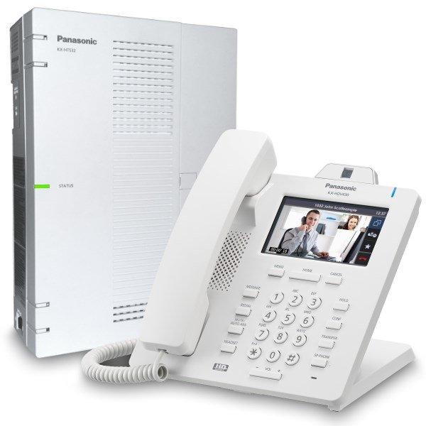 Установка АТС Panasonic KX-HTS824