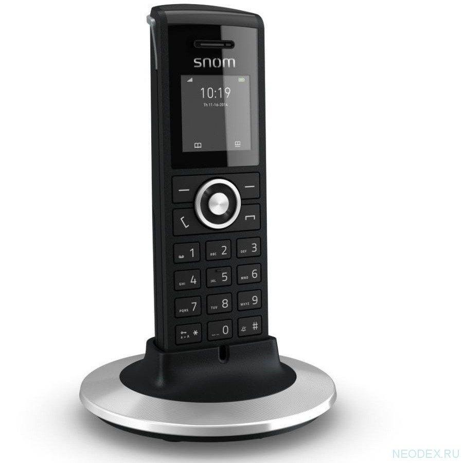 Snom M25 дополнительная трубка для VoIP-телефона ( 3987 )