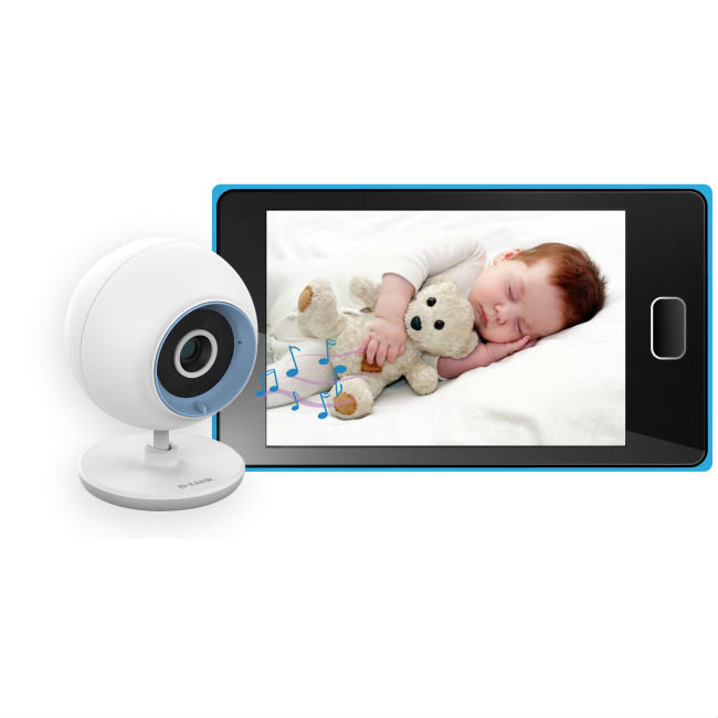 Камера видеонаблюдения D-Link DCS-700L/A1A
