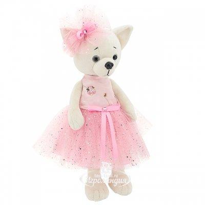 Orange Toys Mягкая игрушка Собака Lucky Lili: Блеск 25 см LD002