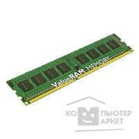 Kingston DDR3 DIMM 8GB PC3-12800 1600MHz KVR16N11 8