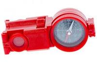 """Оптический искатель """"6 в 1"""" с креплением для ремня (цвет: красный)"""