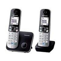 Радиотелефон Panasonic KX-TG6812RUB
