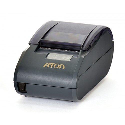 """Фискальный регистратор """"АТОЛ 30Ф"""" Без ФН, ЕНВД. USB темно-серый"""